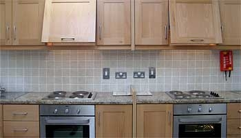 Fully Fitted Kitchen Ovens