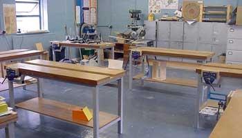 Woodwork Classroom